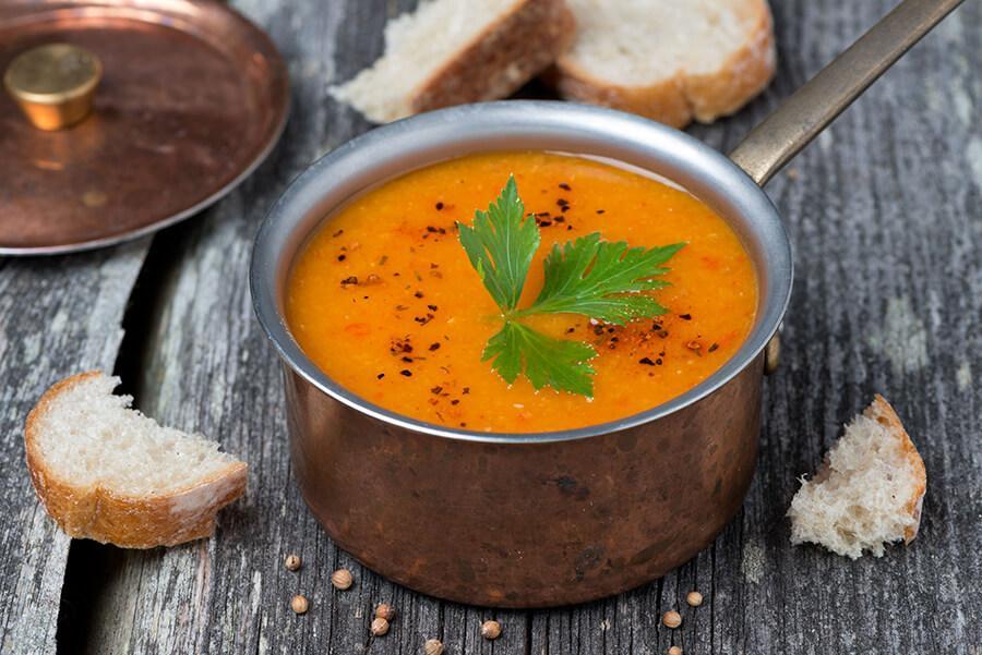 Ricetta Lenticchie Rosse Decorticate.3 Ricette Con Le Lenticchie Decorticate Cure Naturali It