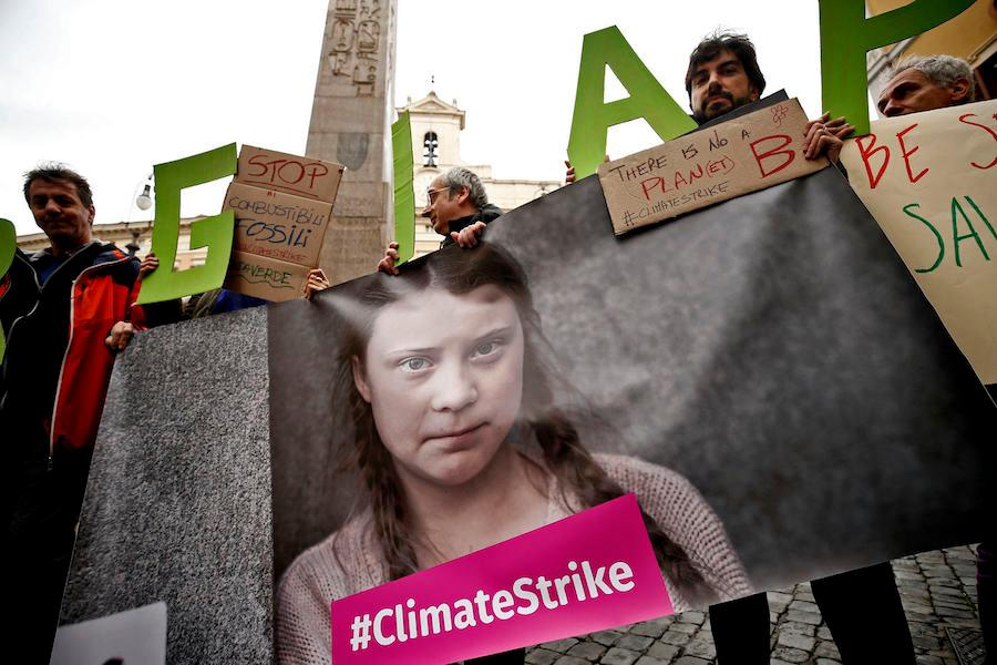 global-strike-for-climate-change