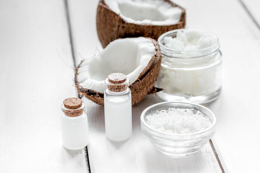 studi sulla perdita di peso dell olio di cocco