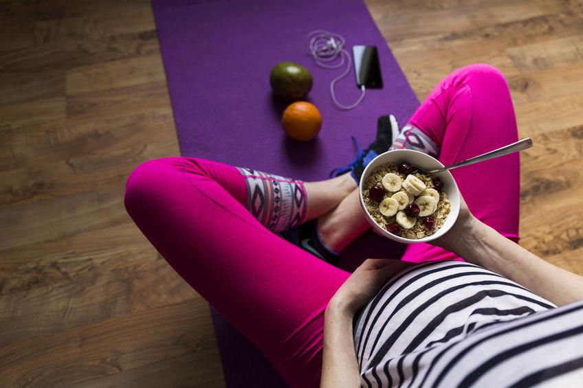 piano alimentare di dieta del primo trimestre