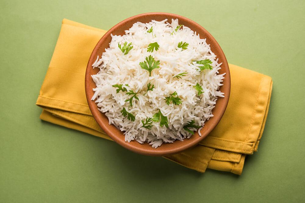 Riso basmati 3 ricette cure for Cucinare basmati